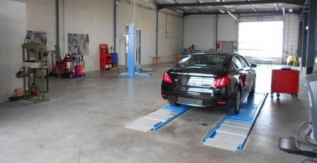 Reparation automobile champdeniers